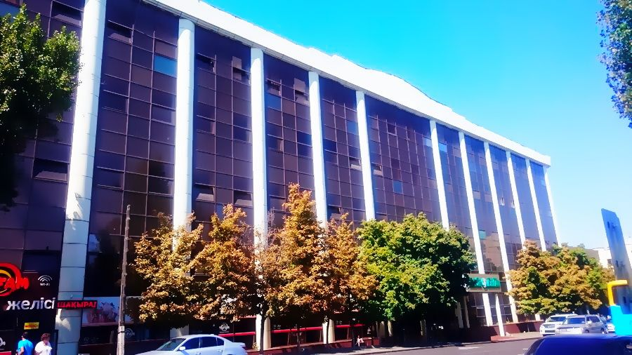 Здание ЕНПФ в г. Алматы