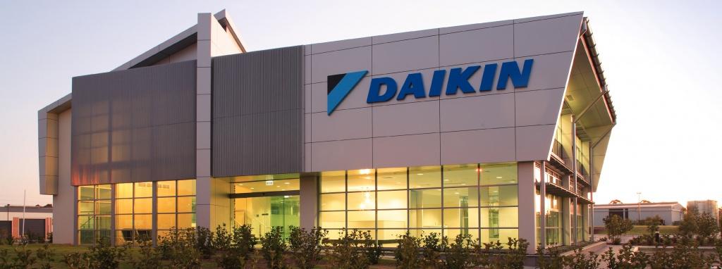 Системы кондиционирования Daikin