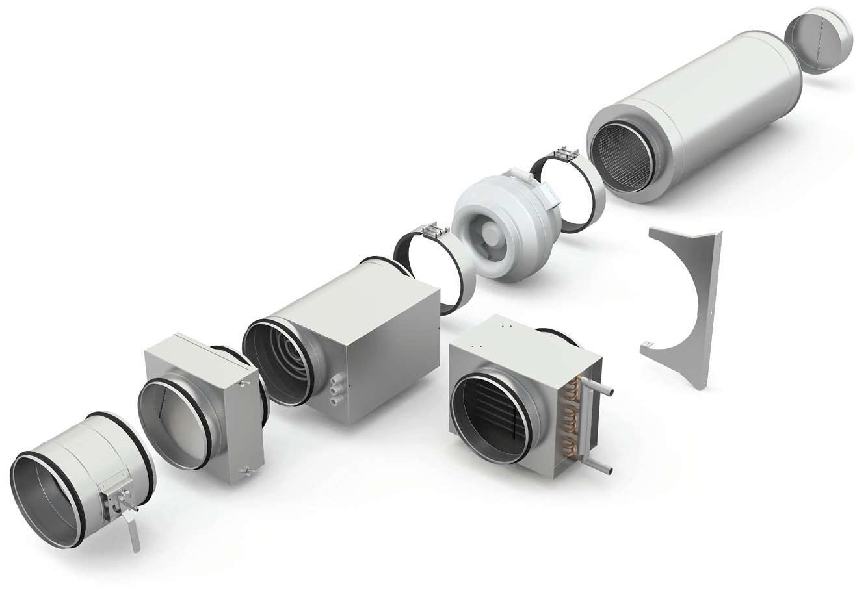 Что такое приточная система вентиляции?