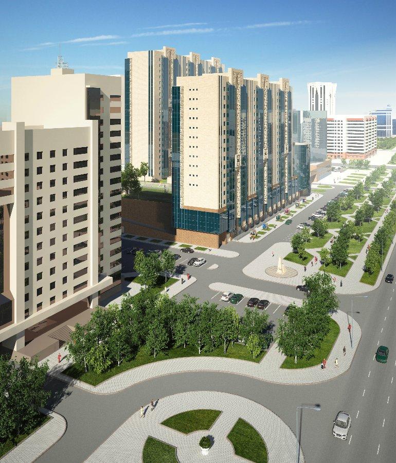 Жилой комплекс Эдель, г. Астана