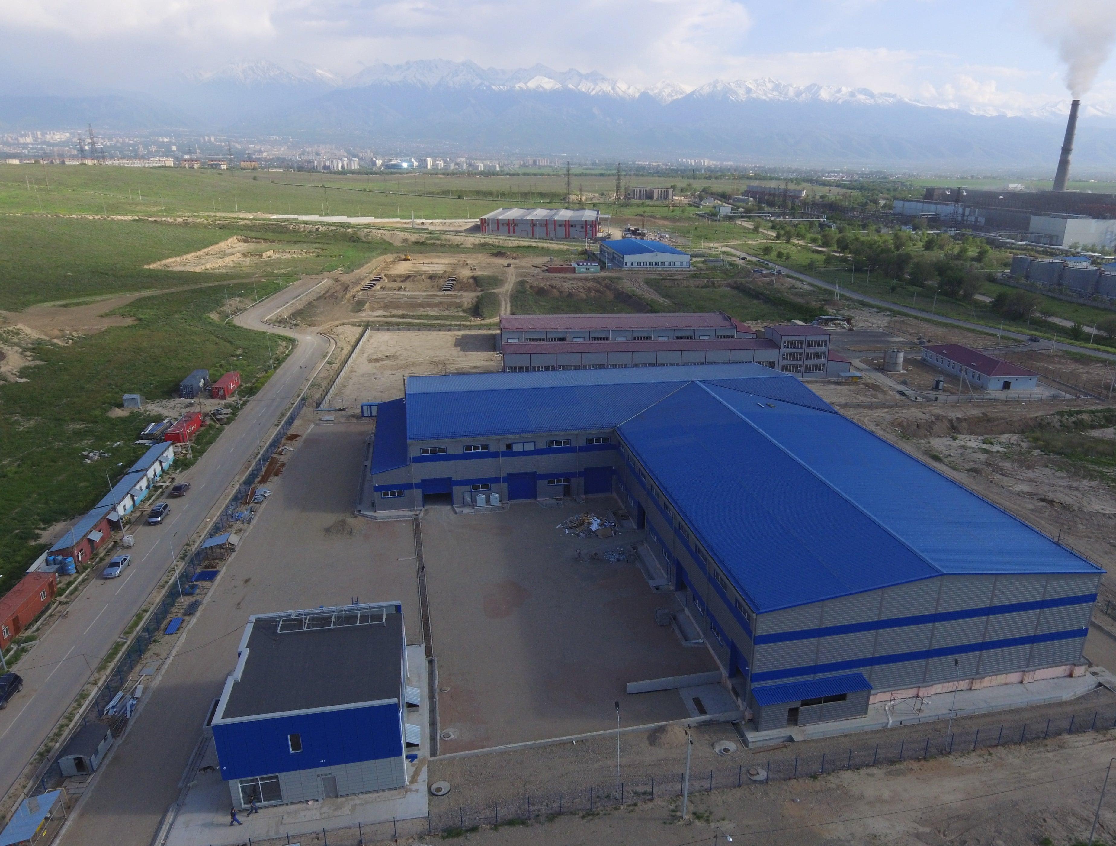 Проведено совещание с ТОО «Индустриальная зона Алматы»  по разъяснению процедур по получению паспорта готовности  на ОЗП 2019-2020 г.г.