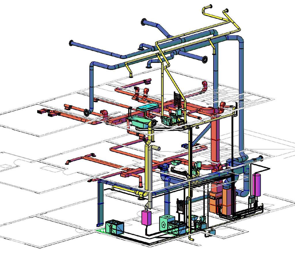 Профессиональное проектирование систем вентиляции и кондиционирования