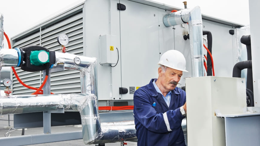 Необходимо ли обслуживание систем вентиляции?